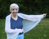 Woman Knitted Shrug Pattern