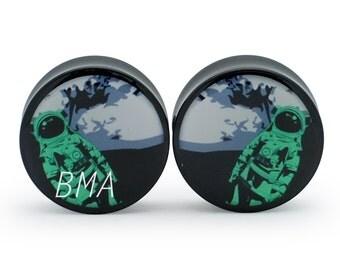 2g Urban Astronaut BMA Plugs (6mm)