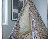 CLEARANCE - In Stock Ruffle Teepee