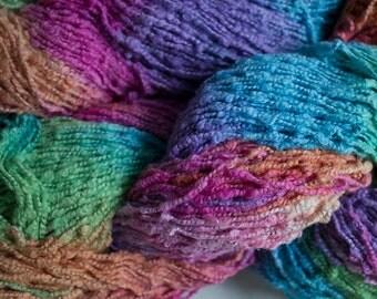 Whisper Hand-dyed Cotton Yarn, 225 yds - Fiesta