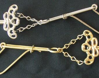 Brass Goblet Holder