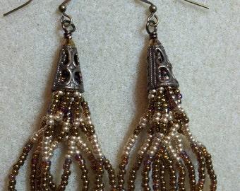 Sassy Senorita Earrings Pdf Tutorial (INSTANT DOWNLOAD)