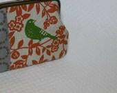 Coin purse - Autumn Patchwork print