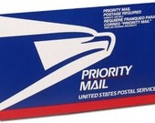 Upgrade to Priority or UPS Shipping