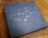 Original Painting - Virgo Constellation