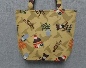 BYOB (Bring Your Own Bag) Duck Dynasty Tote Bag - Medium