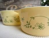 Vintage Pyrex Shenandoah Casseroles Bowls