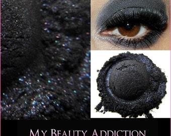 Loose Mineral Eye Shadow-Black Magic-Twinkle FX
