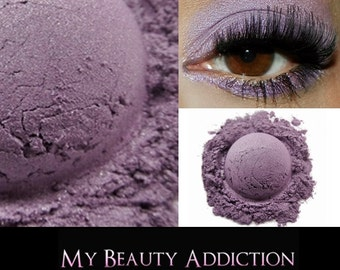 Purple Mineral Eyeshadow 'Cutiepie'