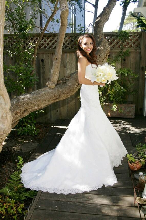 lace mermaid wedding dress sweetheart mermaid wedding dress lace