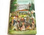Professor Diggins Dragons By Felice Holman Vintage Childrens Book