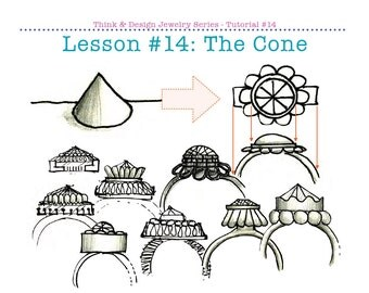 Think & Design 14 The Cone PDF tutorial