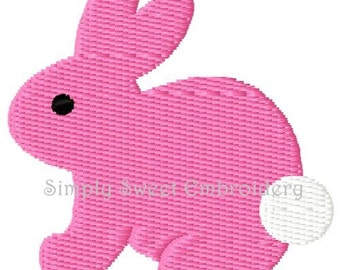Easter Bunny 2 Machine Embroidery Design