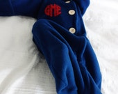 One Piece Jacket for Baby with Carseat Slot