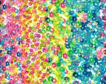 Michael Miller - Flower Fields in Multi