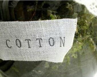 Cotton Fabric Tape (FB-144)