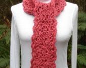 Crochet Pattern PDF – Marvelous Motifs Scarf – PA-305