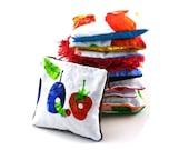 Sensory Bean Bags - Very Hungry Caterpillar