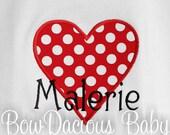 Girls Valentines Shirt,  Children's Valentines Day Shirt, Free Personalization, Girls Valentines Day Shirt, You Pick Fabrics and Font