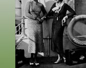 Fleisher's #17 c.1933 - Hand Knitted Apparel for Town, Sports and Travel (PDF Ebook Digital Download) With Bonus Pages!