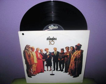 HOLIDAY SALE Vinyl Record Album The Stranglers - 10 LP 1990 Hugh Cornwell Rock