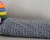 Knit Baby Blanket Pattern, Stroller Blanket Pattern, Crib Blanket, Instant Download, PDF Baby Blanket Pattern, Knitted Blanket