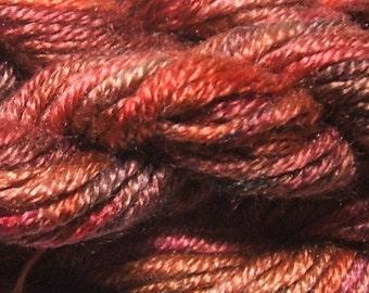 Hand Painted Soie d'Alger Silk Painters Threads Tentakulum Germany- Georgia 112