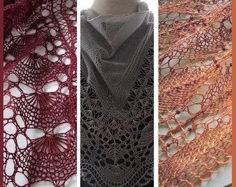 The Shell Lace Collection