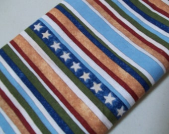 Fabric, Stars and Stripes Susan Winget Quilting Fabric, Sewing Supplies,  Fabric Yardage,  Cotton Fabric, Sewing Supplies