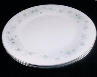 Noritake Inverness Dinner Plates(2) Pattern #6716