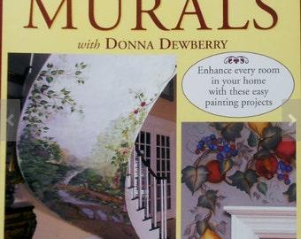 Donna Dewberry Decorative Murals Instructional Book
