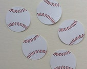 Baseball Die Cuts Baseball Gift Bag Tags