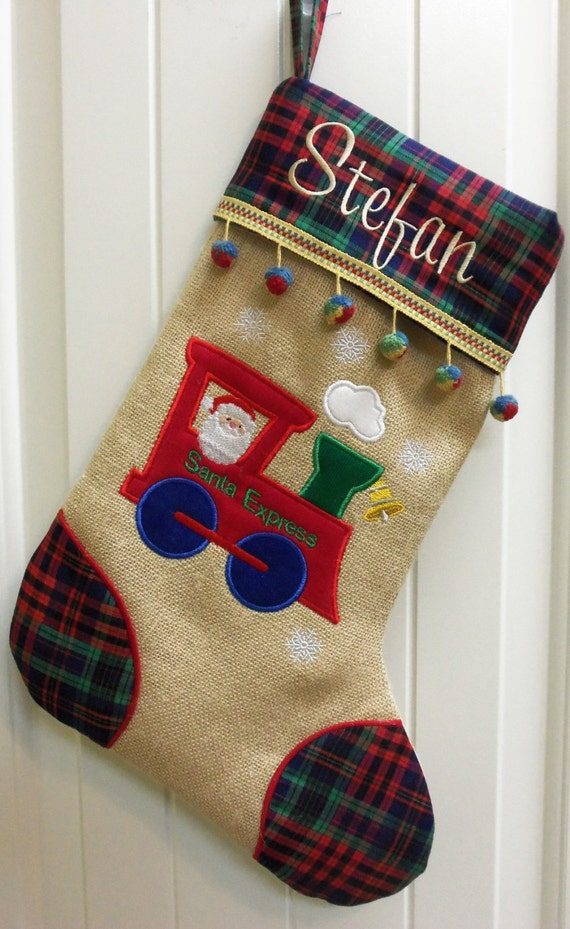 personalized christmas stockings custom made for you