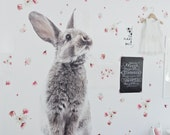 Vinyl Wall Sticker Decal Art - Bunny