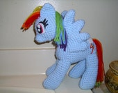 My Little Pony Rainbow Dash PDF