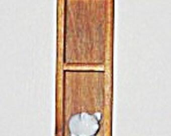 Long Wooden Trinket Holder