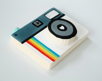 My Little Camera - Wooden Toy Camera - Instagram - polaroid
