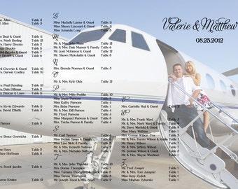 DIGITAL FILE - Photo Seating Chart