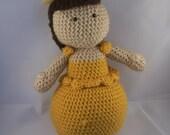 Belle Inspired Crochet Pattern