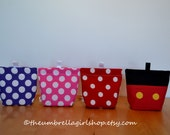 Disney Inspired Large Snack Bags