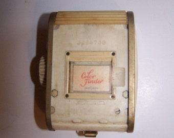 Vintage 1970s Gossen Color Finder