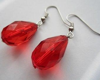 Blood Drop Earrings for Halloween