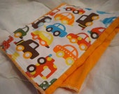 6 Hand Dyed Burp Cloths MAKE YOUR OWN /diy Fabric burp rag/6 Diaper Burp Rag -Cloth Diapers  -baby cloth burp rag
