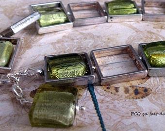 Collier de verre murano