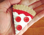 Custom Listing: Pizza Pin for Jeffrey Klein