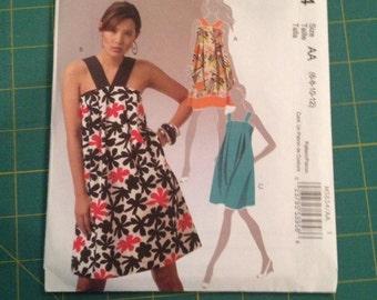 McCall's Woman's Dress Pattern #M5654