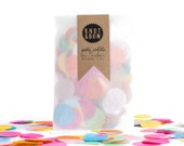 Party Confetti / Multicolor One Inch Party Mix Bag