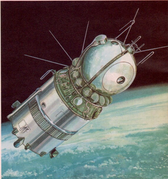1960s Russian Spacecraft - Pics about space