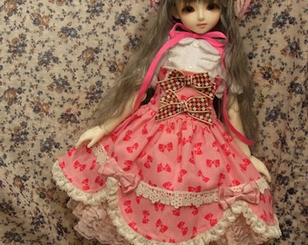 La-Princesa Lolita Outfit for MSD (No.BJD-041)