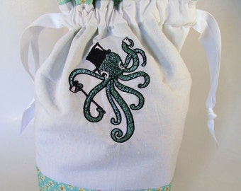 Dapper Octopus Project Bag